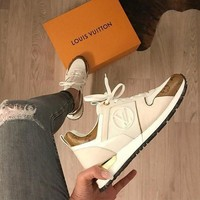 Louis Vuitton Run Away Sneaker Shoes
