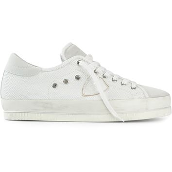 Philippe Model Perforated Sneakers