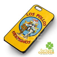 los pollos hermanos-1na for iPhone 6S case, iPhone 5s case, iPhone 6 case, iPhone 4S, Samsung S6 Edge