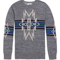 On The Byas Bandit Engineered Sweater at PacSun.com