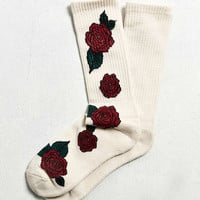 Rose Sport Sock | Urban Outfitters