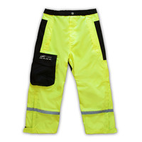 Grundens Kids and Juniors High Vis Yellow Pants