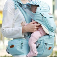 Ergonomic Baby Carrier Infant Baby Hipseat Sling Front Facing