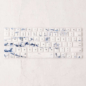 White Marble Keyboard Cover - Urban Outfitters