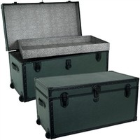 The Garrison Oversized College Dorm Room Trunk - University Product Accessory