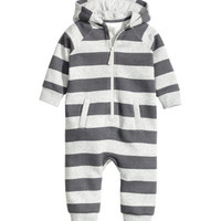 H&M Hooded Jumpsuit $24.99
