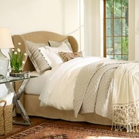 RUSTIC LUXE® BEDDING - OATMEAL
