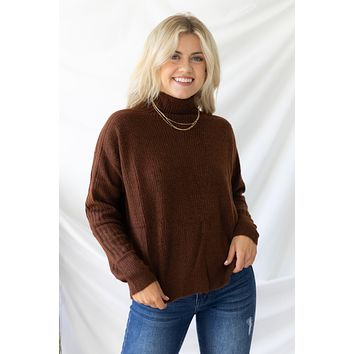 Road To Cozy Sweater - Sienna