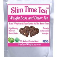 Weight Loss and Detox Tea - 14 Day Supply