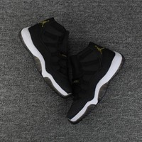 Nike Air Jordan 11 Retro Premium HC Women Sneakers Men Sports Shoes 852625-030