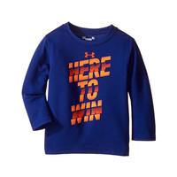 Under Armour Kids Here To Win Slider (Infant) Caspian - Zappos.com Free Shipping BOTH Ways