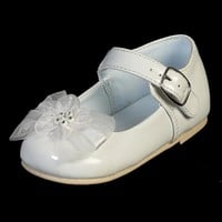 Joyce Baby Girl Shoes With Bow