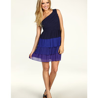 Max and Cleo Arianna One Shoulder Dress
