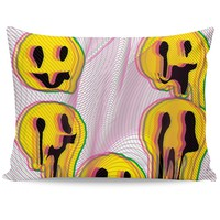 Wax Smile Pillow Case