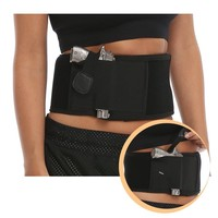 Concealed Handgun Carry Ultimate Belly Band Holster Pistol  19, 17, 39, 42, 43, P238, Ruger LCP Holsters for Men and Women
