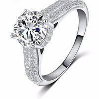 New Christmas Gift Engagement Rings S