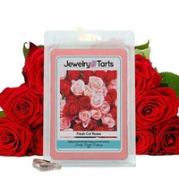 Fresh Cut Roses | Jewelry Tart®