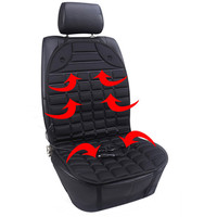 12v car heating Car seat covers winter car seat cushion accessories supplies heated blending monolithic keep warm seat cushion