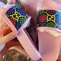GUCCI 2020 GG sandals