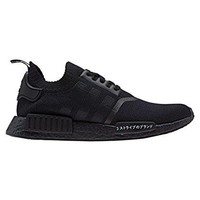 Adidas Originals NMD_R1 PK Mens Running Trainers Sneakers Shoes Prime Knit (US 11, core black BZ0220)