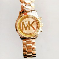 MK Michael Kors Fashion Hot  Quartz Classic Watch Women Men Wristwatch