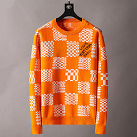 LV Louis Vuitton Fashion Classics Long Sleeves Round Neck Sweater