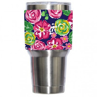 *Simply Southern Yeti/Tervis Koozie Floral