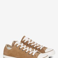 Converse Chuck Taylor All Star Suede and Faux Shearling Sneaker - Sand Dune