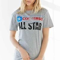 Converse Vintage All-Star Tee- Grey
