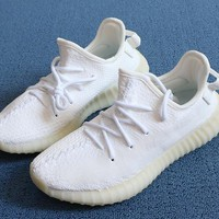 """Free shipping sneakers YEEZY BOOST 350 V2 """"CREAM"""" CP9366 Size 11.5 for Men"""