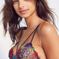 Out From Under Cameron Floral Triangle Bra | Urban Outfitters