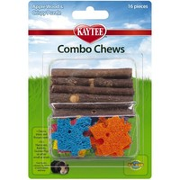 Kaytee Combo Chews Apple Wood Crispy Puzzle
