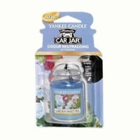 Sweet Pea Scent Gel Car Jar Ultimate by Yankee Candle