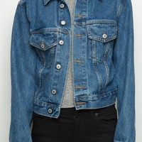 AMARA DENIM JACKET