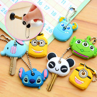 Oppohere Romantic Silicone Animal Key Chains