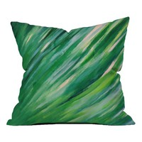 DENY Designs Rosie Blade Grass Accent Pillow | Nordstrom