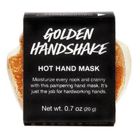 Golden Handshake Hot Hand Mask