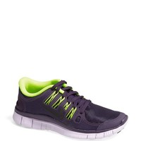 Nike 'Free 5.0 Shield' Running Shoe (Women)