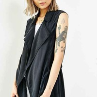 Silence + Noise Camille Washed Vest