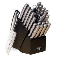 Oster Baldwyn 22 pc Cutlery Block Set