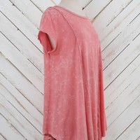 Altar'd State You're One In A Melon Tunic Top | Altar'd State