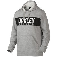 Oakley Hooded Fleece Grey