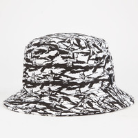 Vans Star Wars Dark Side Mens Bucket Hat Black/White