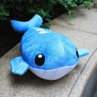 "13.7"" Wailord Pokemon Plush"