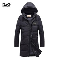 Boys & Men Dolce & Gabbana D&G Fashion Casual Cardigan Jacket Coat