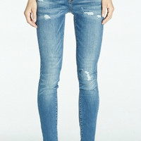 Blank NYC Skinny Distressed Jean
