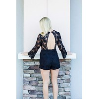 Making Memories Lace Romper