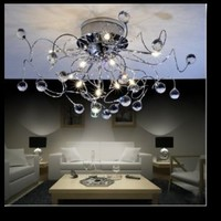 Contemporary Chandeliers | Easy Home Concepts