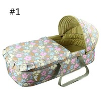 High Quality 0-7 month Baby Bed Bassinet Crib