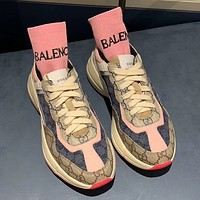 Gucci's latest women's casual shoes